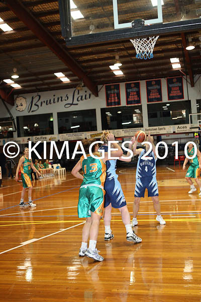 Bankstown Vs Comets 10-7-10 © KIMAGES - 0038