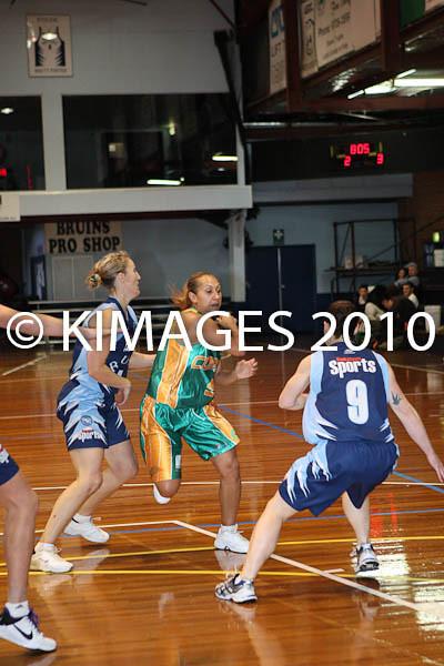 Bankstown Vs Comets 10-7-10 © KIMAGES - 0009