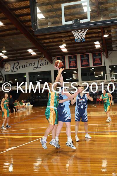 Bankstown Vs Comets 10-7-10 © KIMAGES - 0036