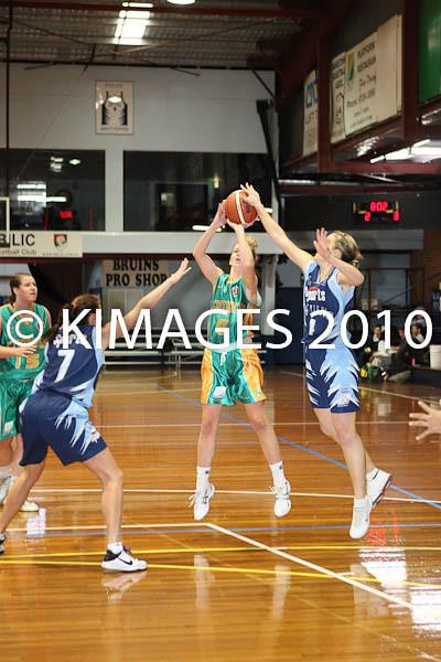 Bankstown Vs Comets 10-7-10 © KIMAGES - 0010