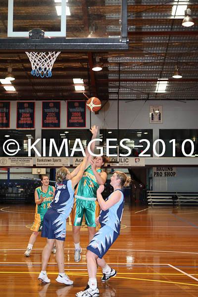 Bankstown Vs Comets 10-7-10 © KIMAGES - 0034