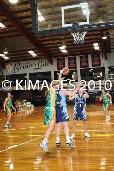 Bankstown Vs Comets 10-7-10 © KIMAGES - 0037