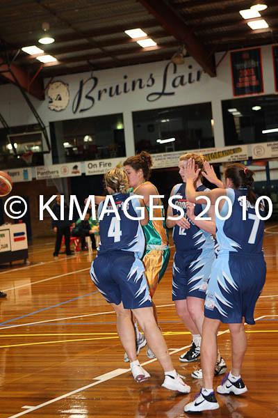 Bankstown Vs Comets 10-7-10 © KIMAGES - 0027