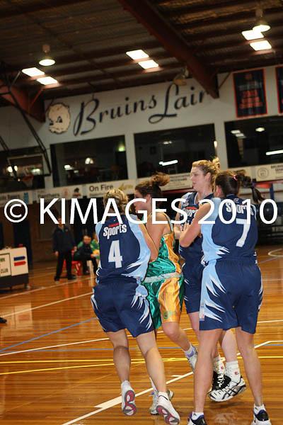 Bankstown Vs Comets 10-7-10 © KIMAGES - 0028