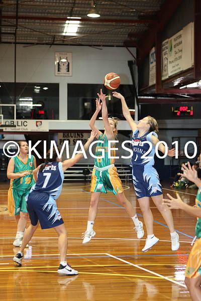 Bankstown Vs Comets 10-7-10 © KIMAGES - 0011
