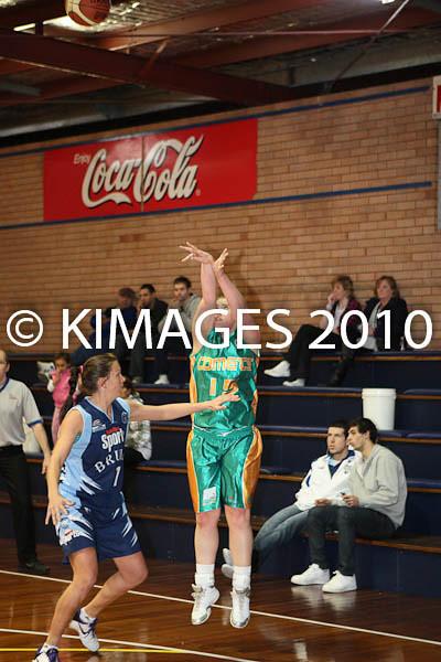 Bankstown Vs Comets 10-7-10 © KIMAGES - 0007
