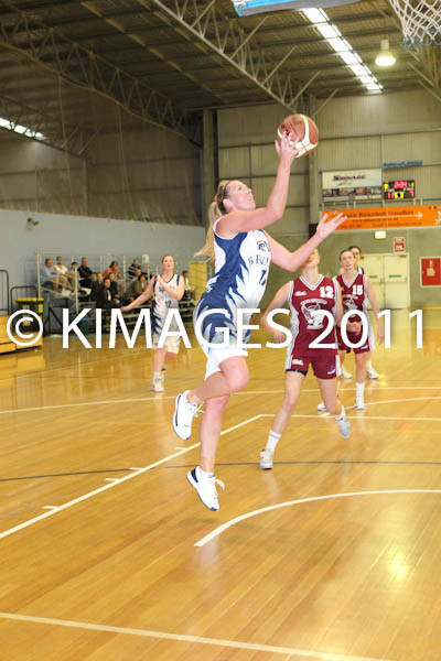 WABLW Many Vs Bankstown 19-6-11 - 0079
