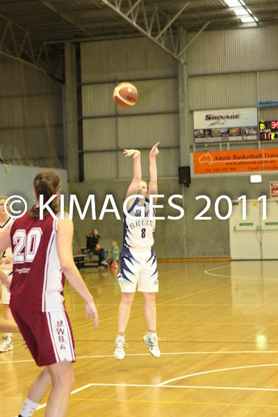WABLW Many Vs Bankstown 19-6-11 - 0048