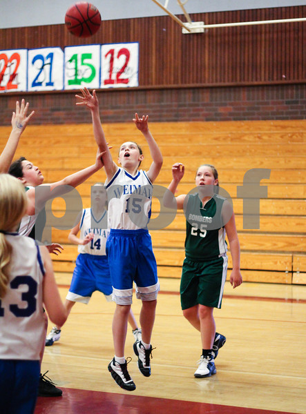 7th grade girls tourney 2013-16