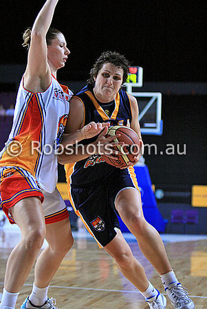 Sydney Uni Flames Vs Townsville Fire