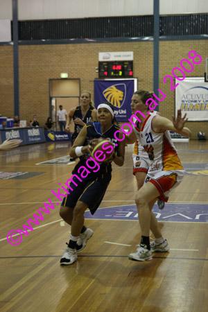 Flames Vs Townsville 10-11-08 KVV08 ©_0043