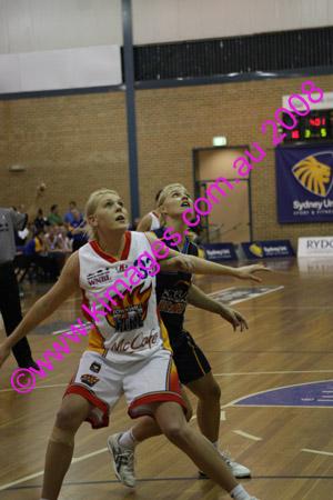 Flames Vs Townsville 10-11-08 KVV08 ©_0066