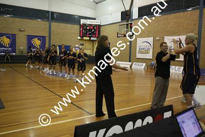 Flames Vs AIS 2-12-09-©KIMAGES09 - 0015