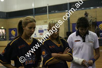 Flames Vs AIS 2-12-09-©KIMAGES09 - 0031