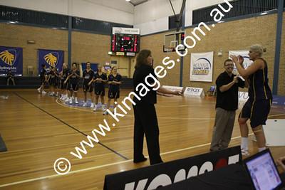 Flames Vs AIS 2-12-09-©KIMAGES09 - 0016