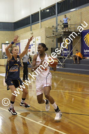 Flames Vs Perth 13-2-10 ©KIMAGES2010 - 0041