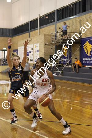 Flames Vs Perth 13-2-10 ©KIMAGES2010 - 0042