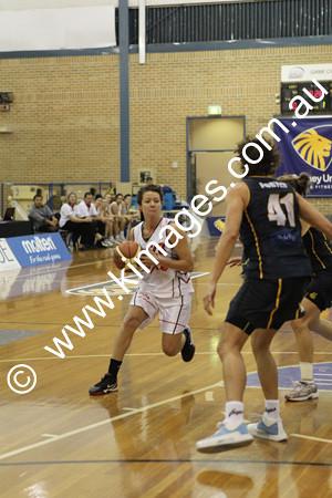 Flames Vs Perth 13-2-10 ©KIMAGES2010 - 0010