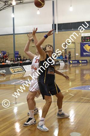 Flames Vs Perth 13-2-10 ©KIMAGES2010 - 0023