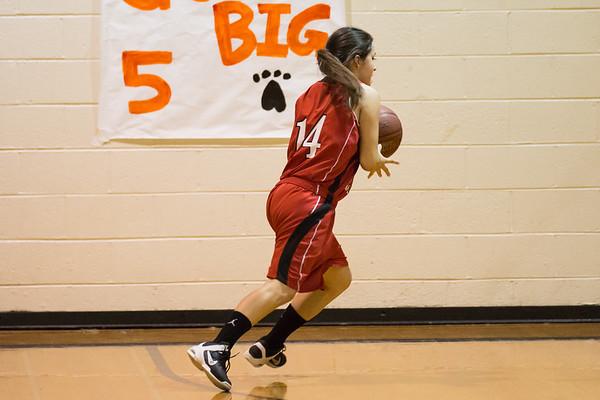Wasco vs Arvin Girls Basketball