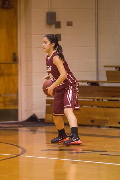 Wasco vs Chavez - Varsity Girls Basketball