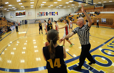 2014 Arctic Winter Games -  Basketball -  Junior Female