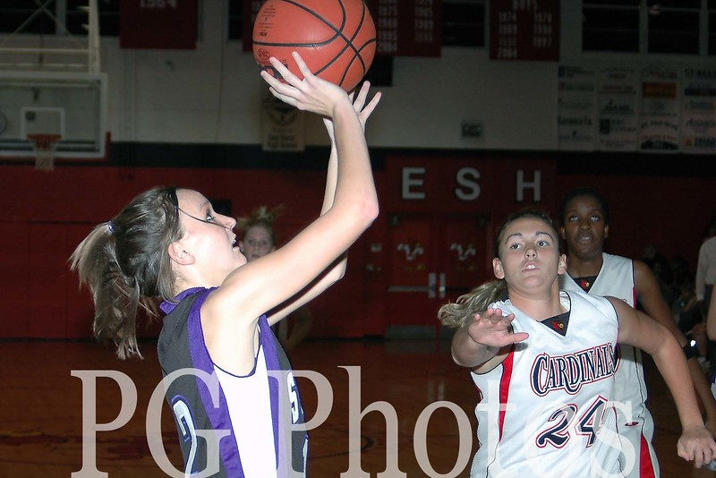 West Stokes vs East Surry, varsity girls and boys