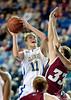 Women's Basketball vs Umass