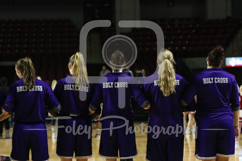 Holy Cross Crusaders Women's Basketball Team