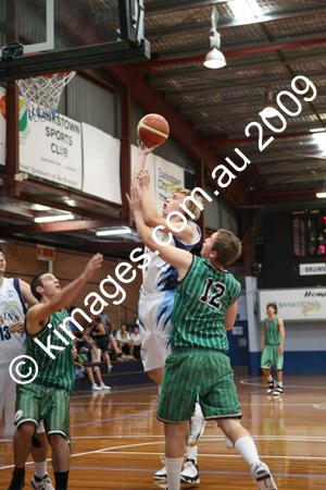 YLM Bankstown 1 vs Hornsby 1 14-3-09_0011