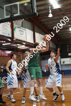 YLM Bankstown 1 vs Hornsby 1 14-3-09_0014