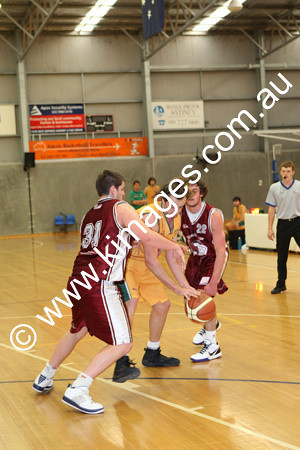 YLM Manly Vs Comets 1-8-09_0028