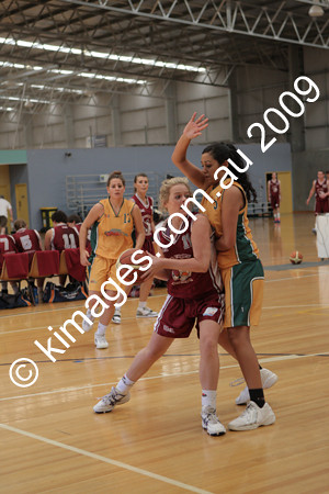 YLW Manly Vs Comets 28-3-09_0005