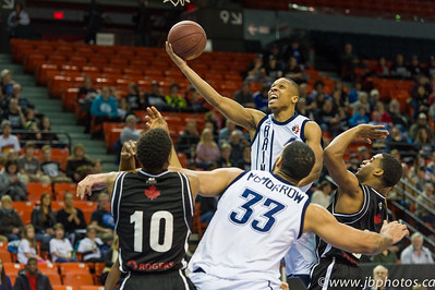 Halifax Rainmen vs Mississauga Power