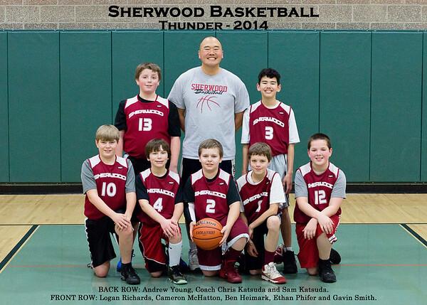 Coach Katsuda - 6th Grade