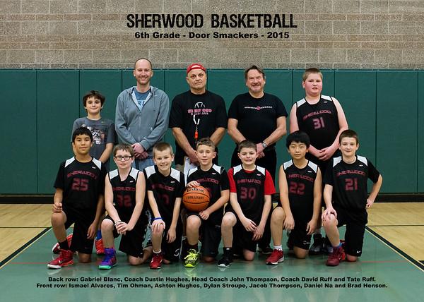 Coach Thompson - Team Photos