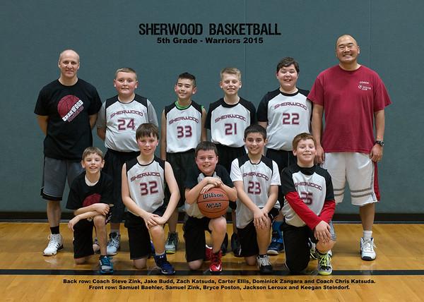 Coach Zink - 5th Grade Boys
