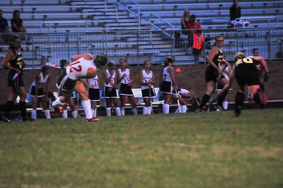 9/10/14 Chapel Hill Academy vs Northwest Guilford Varsity