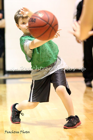 Piedmont Parks Basketball 2013