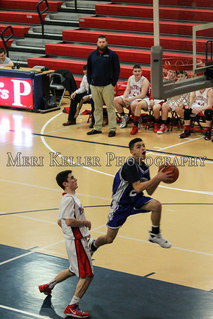 MHS Basketball JV Boys Season 2014-2015