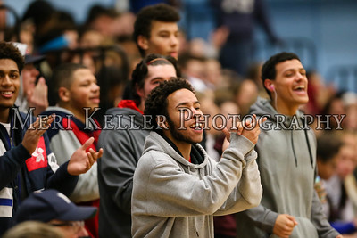 MHS vs Rogers Basketball JV Boys 1.24.17