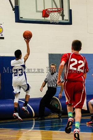 Gaudet Basketball Boys Season 2014