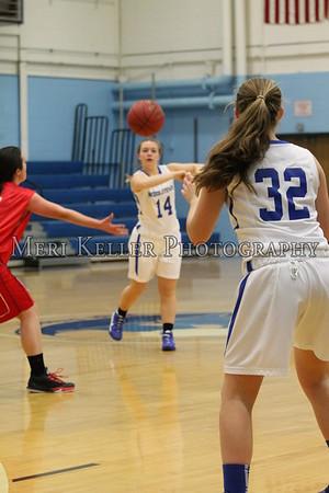 MHS Basketball JV Girls 2014-2015 Season