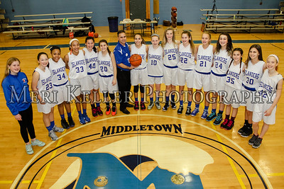 Gaudet Team Pictures & 8th Grade Night 2.2.16