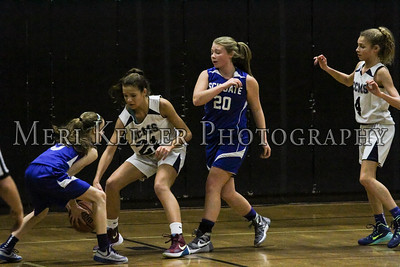 RIPCOA Curtis Corner vs Scituate Girls Basketball FINAL FOUR 2.24.16