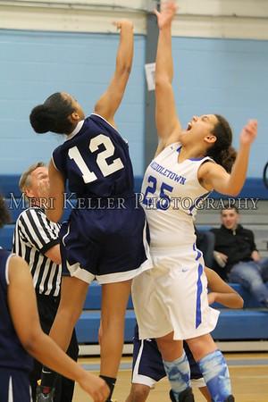 MHS Basketball Girls 2014-2015 Season