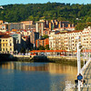 Bilbao on a Quiet Afternoon