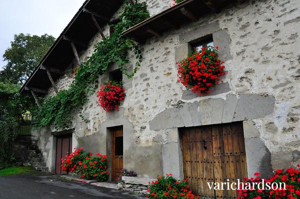 Etxea, Basque Traditional House
