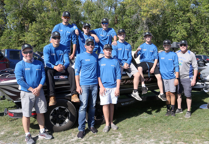 2019 CHS Bass Team
