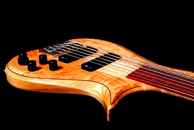 IMG_3034 BLDesign.us: 011 Barbary 6-string set-neck prototype. Photos: Marc Pagano. Slideshow Music: Nick Rosenthal and Beau Leopard.  All Content © 2005-2007 Beau Leopard Design .:. Custom Bass Guitars